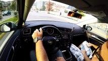1.2 TSI VW Golf 7 Performans ve Yakıt Tüketimi Testi