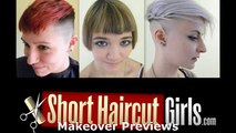 Extreme Undercut www.ShortHaircutGirls.com Extreme Shaved Undercut