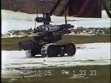 MetalStorm Grenade Launcher Robots
