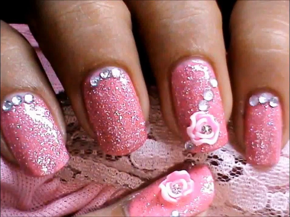 Easy nail designs for beginners to do at home – Cute Nail designs DIY nail designs tutorial