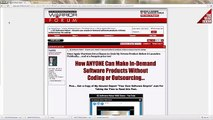Ez Software Maker Review - How to make software the easy way! No Coding Required!