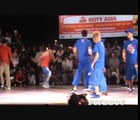 BOTY ASIA FINAL BATTLE Pt 2 All Area Crew vs Gambler