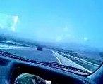 autosnelweg tussen fnigiq en tetouan Marokko