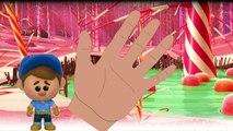 WRECK IT RALPH Finger Family Fun [Nursery Rhyme] Toy PARODY | Finger Family Fun