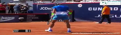Rafael Nadal vs Andreas Seppi - tennis highlights Hamburg Open 2015 (720p 50fps) by ACE Tennis HD