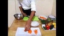 M Romasanta's Knife Skills & Fruit Carving Demo - FPI
