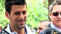Novak Djokovic  the 2012 Australian Open champion - My greatest match: Djokovic