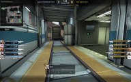 Train ace action - 5 kilss in Counter strike  Global Offensive
