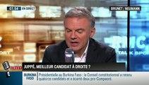 """Brunet & Neumann: """"Battre Nicolas Sarkozy à la primaire de 2016 sera un coup politique magistral pour Alain Juppé"""" - 11/09"""