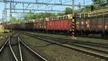 RailWorks (Train Simulator 2015 сценарий для... Ч2