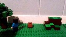 Minecraft Lego StopMotion: Survival