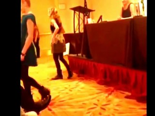 Chloe Lukasiak and Paige Hyland Show Fans Some Dance Moves at Meet and Greet