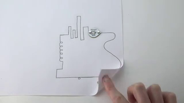 Circuit Scribe Draw Circuits Instantly - GI Gadgets
