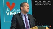 États Généraux de la Ruralité (part.1) : Discours de lancement par Bruno Belin, Président du Département de la Vienne