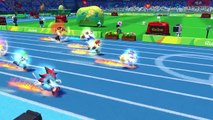 Mario and Sonic at the Rio 2016 Olympic Games - Announcement (Wii U & Nintendo 3DS)