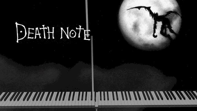 Death Note - Requiem | Piano & Orchestral Extended Version | デスノート