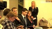 """Preses konferencē jauniešus aicina piedalīties """"Jauniešu Saeimā"""""""
