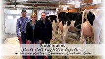 Fermes portes-ouvertes Congrès Holstein Québec