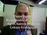 AgroChanvre Mobilier Urbain Ecologique