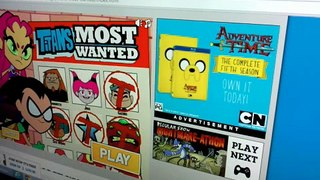 Teen Titans Go! Titans Most Wanted Gameplay