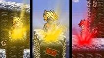 Goku vs Evil Goku vs Mecha Goku lswi