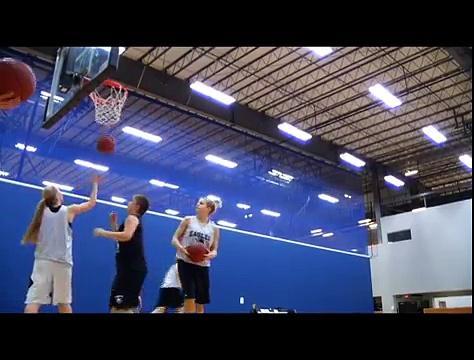 Kings College Basketball