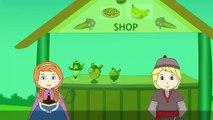 Do You Like Broccoli Ice Cream   Children 3D Animation Rhymes   Best Cartoon Nursery Rhymes