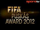 FIFA Puskas Yılın Golü Adayı | Neymar