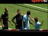 Balotelli ile Mancini arasında sert rüzgarlar!