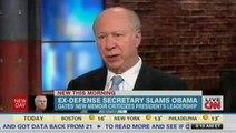 David Gergen Discusses Former Defense Secretary Robert Gates New Book