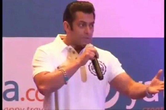 Salman Khan's view about Dr. Vijay Mallya