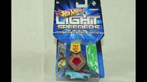 Hot Wheels Light Speeders Color Changing Cars Using Light  Color Shifter Anthracite