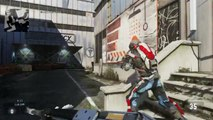 Call of Duty®: Advanced Warfare trick shot  first time!!!!!!!!!!!!!!!!