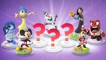 Disney Infinity 3.0 - Three NEW Figures Revealed (The Good Dinosaur, Zootopia)! #D23 News