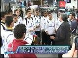 Selección Colombia Sub 17 de Baloncesto disputará el Sudamericano en Argentina