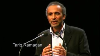 Tariq Ramadan  (3/15) We have a problem with the second proposition of the other parties.