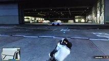 Tuto Gta 5 : glisser sur le pot d'échappement d'un moto !