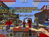 Minecraft PE | LBSG Glitches 0.12.0! | With Ender!