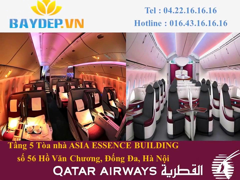 Bán vé máy bay Qatar Airways đi AUSTRIA, mua bán vé máy bay Qatar Airways giá rẻ