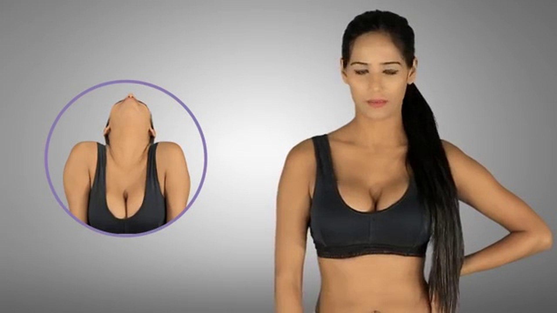 HOTTT !!! Poonam Pandey Style Yoga - Be Hot & Fit Like Me
