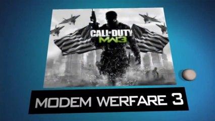 Call of Duty Modern Warfare 3 videos - dailymotion