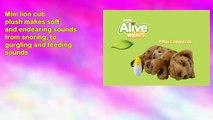 Wowwee Alive Minis Lion Cub