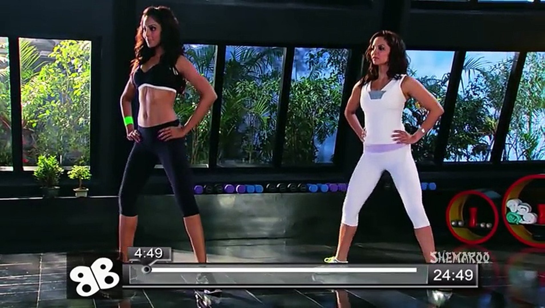 Bipasha launches fitness video rediff getahead.