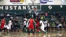 Cal Poly Men's Basketball vs Cal State Northridge Highlights (Jan. 16, 2014)
