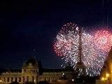 Dancing Tour Eiffel Feu d'artifice 14 juillet / Eiffel Tower fireworks Bastille day / 14th july 2009