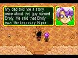 DBZ : Buu's Fury - Goten vs Broly