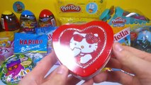 Disney Smurfs Candy Other Goodies Princess Heart Sticker and Hello Kitty Candy Disney Smur