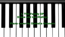 I, The Family EP (Draco and the Malfoys) - piano cover