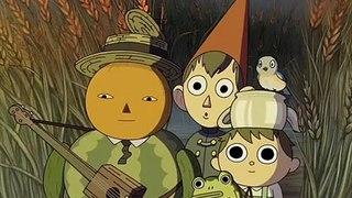 O Segredo alem do jardim / Nova serie animada do Cartoon Network (over the Garden Wall)