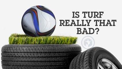 HOW BAD IS TURF? | The Football Method on theFC